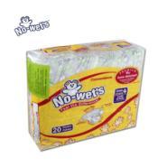 供应美国原装进口纸尿裤NO-WET'S 纸尿裤 便携装(L)20片
