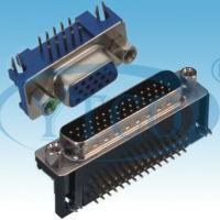 供应D-SUB连接器VGA接口HDR连接器