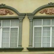 清远水泥构件水泥窗套图片