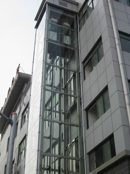 观光电梯玻璃