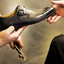 六库定制-高级手工定制皮鞋:精艺出精品