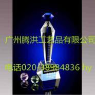 水晶奖牌图片