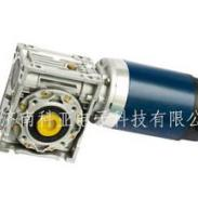 蜗轮蜗杆减速机永磁直流图片