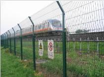 供应铁路框架护栏网浸塑护栏热镀锌工艺护栏批发