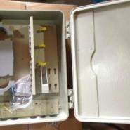 72芯光纤分纤箱图片