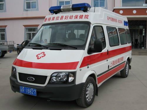 供应北京海淀区救护车出租13341058040图片