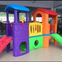 幼儿园室内塑料玩具
