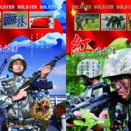 621军人相册影集军人纪念册图片