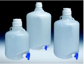 供应Nalgene带放水口细口大瓶2319-0020