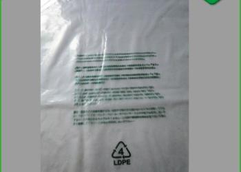 环保PE平口胶袋批发图片