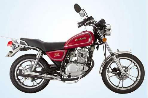 钱江250太子摩托车换上125的化油器会怎么样