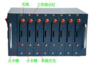 销售西门子8口设备 GSM MODEM/调制解调器 USB接口包邮
