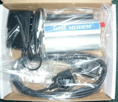 西门子原装单口9针串口调制解调器/GSM MODEM