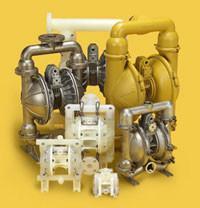 威马气动隔膜泵图片