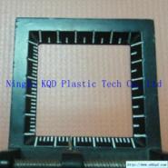 耐酸碱PVC夹网布图片