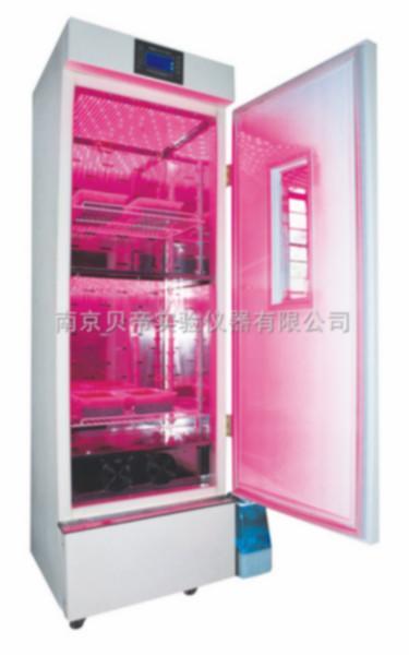 供应兰州红蓝光LED植物生长箱BD-ZRX-250-1