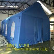 陕西餐饮充气帐篷图片