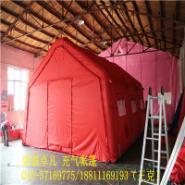 内蒙古餐饮充气帐篷图片
