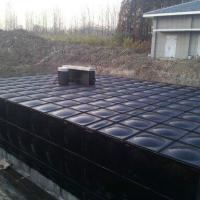 供应新疆地埋式箱泵一体化泵站HHDXBF赛卓厂家