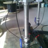 DN500插入式污水流量计  分体插入式污水电磁流量计  开封插入式污水电磁流量计