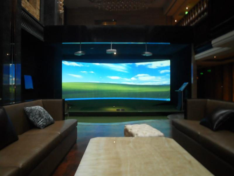 合众博远室内高尔夫模拟软件系统_北京隆达聚源体育设备有限公司_一呼百应