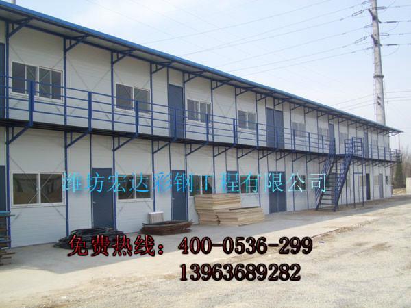 供应山东临沂单层彩钢房材料厂家13963689282