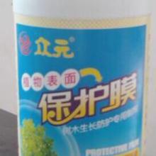 供應眾元牌最新型涂抹專用型樹木防啃劑,有效防止兔鼠牛羊啃咬樹干批發