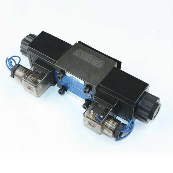 批发液压阀电磁阀 DSG-02-3C60-D24-N灯头式电磁换向阀