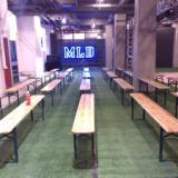 供应上海实木凳子出租,长条凳子出租,长条桌出租,啤酒凳出租
