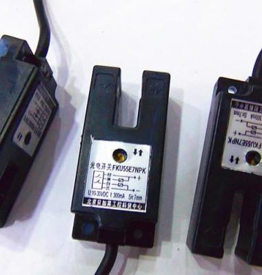 槽型光电开关图片/槽型光电开关样板图 (1)
