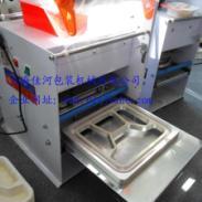 供应快餐盒封膜机果冻杯封口机