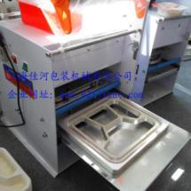 供应周黑鸭盒子封口机 手动餐盒封口机  塑料盒封口机