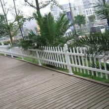 山东济南景区公园围栏批发 绿化景观护栏 pvc护栏厂家直销批发