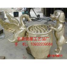 供应仿古青铜器/铜雕批发市场