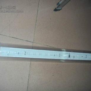 真LED贴片外控六段108珠3528护栏管图片