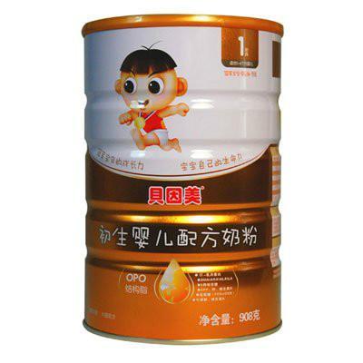 濮阳贝因美奶粉