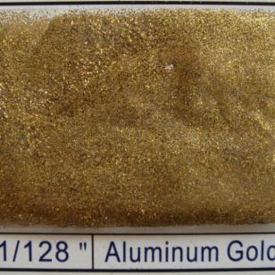 五星行金色纱石专用高温金点图片