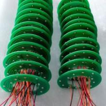 供应定制非标滑环 盘式滑环 精密滑环 扁盘滑环,旋转门滑环   高电流滑环  高精度滑环批发