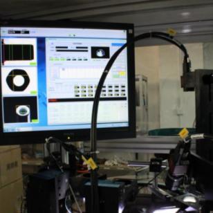 电子螺丝视觉检测机图片