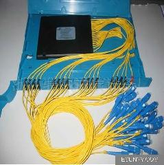 普天PLC光分路器图片