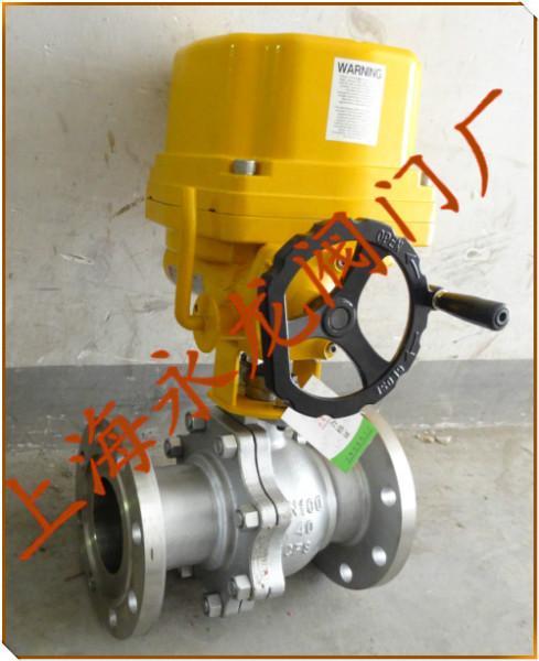 供应电动球阀 电动球阀加工  电动球阀图片
