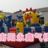 供应信阳儿童充气城堡充气蹦床沙滩池,河南大型儿童充气玩具厂家直销报价