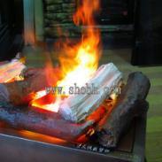 3d壁炉图片