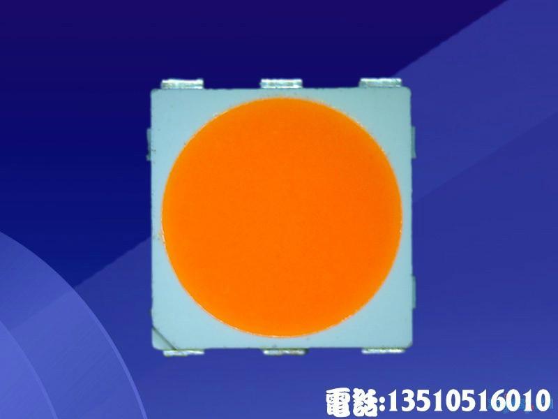 供应车灯光源LED贴片5050粉红5050灯珠性能好0.5W质量保证热销