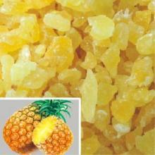 供应水果干菠萝粒 果酱果占月饼馅料 花果茶奶茶果粒