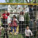 山东滨州汇泰绳网厂家专业生产定制水上乐园防坠网