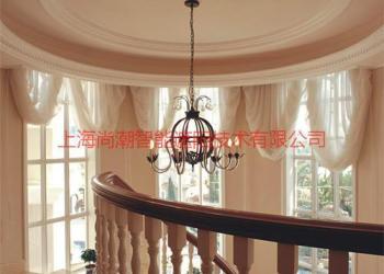 上海电动罗马帘价报价图片