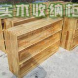 供应遵义市幼儿园书包架定做/ 贵州木制书包架供应商