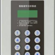 楼宇对讲彩色数码可视刷卡主机门禁图片
