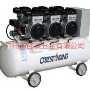 OTS-1100X3-100L静音无油空压机图片